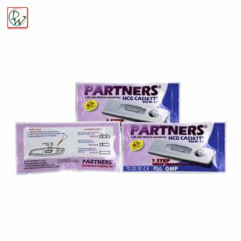 Urine Pregnancy Test 3pcs. (White)