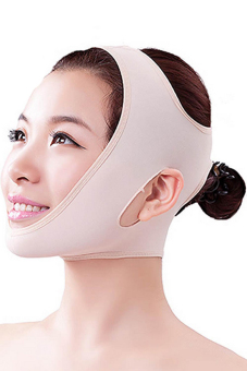 V-Line Face Ultra-thin Anti Aging Wrinkle Cheek Chin Facial MaskSlim Uplift Shaping Lift Up Mask Belt Band S - intl