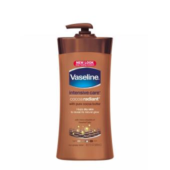 Vaseline Intensive Care Cocoa Radiant Lotion 600ml