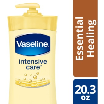 Vaseline Intensive Care Lotion Essential Healing 20.3oz