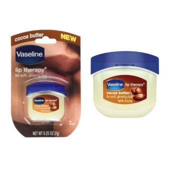 Vaseline Lip Therapy Cocoa Butter