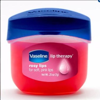 Vaseline Lip Therapy Rosy Lips Mini 7g with FREE LD LACE