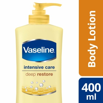VASELINE LOTION DEEP RESTORE 400ML Price Philippines