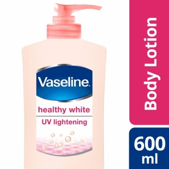 VASELINE LOTION HEALTHY WHITE 600ML Price Philippines