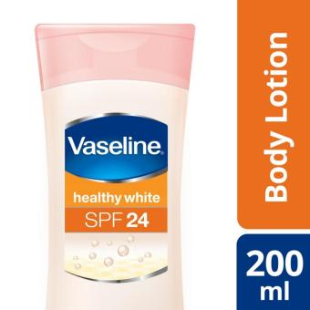 VASELINE LOTION HEALTHY WHITE SPF 24 200ML