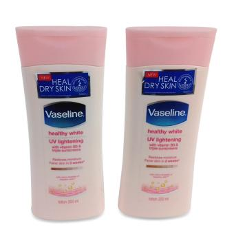Vaseline Lotion Whitening 200ml 127259