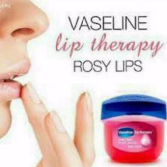 Vaseline Rosy Lips Mini Lip Theraphy 7g - 2