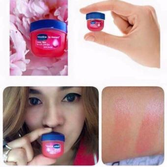 Vaseline Rosy Lips Mini Lip Theraphy 7g - 5