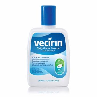 Vecirin Daily Gentle Cleanser 250mL BUY ONE TAKE ONE Price Philippines