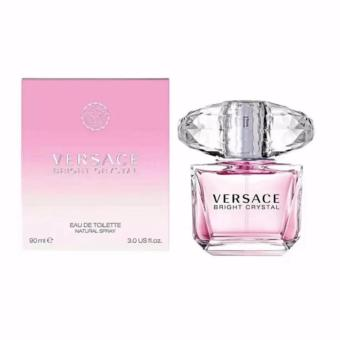 Versace Bright Crystal Eau de Toilette for Women 90ml Price Philippines