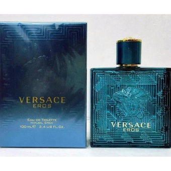 Versace Eros Eau de Toilette for Men 100ml