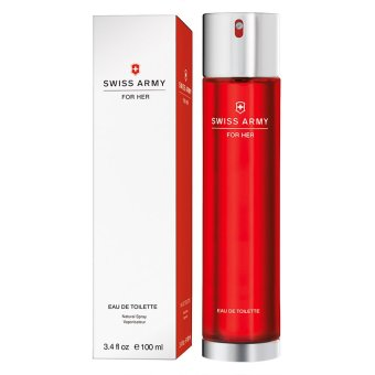 Victorinox Swiss Army Eau de Parfum for Women100ml Price Philippines