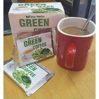 Vita Herbs Green Coffee (10 sachets per box) - 5
