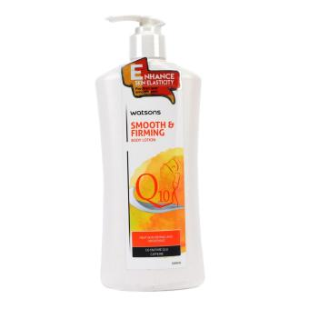 Watsons Body Lotion Smooth and Firming 500ml