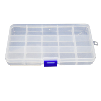 Wawawei Plastic Storage Box Jewelry Kit Medicine (white) #29775 Price Philippines