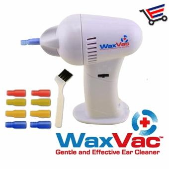 Wax Vac Ear Cleaner Remover Vacuum Cordless