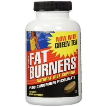 Weider Dynamic Fat Burners with Green Tea, 120 Tablets Price Philippines