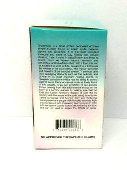 White Advance L-Glutathione White Charm Capsules Bottle of 60 - 2