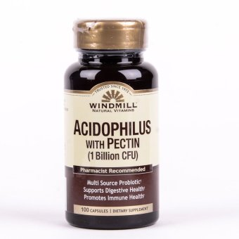 Windmill Acidophilus Probiotic Blend w/Pectin 100 Caps