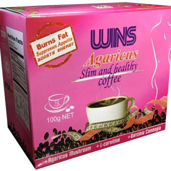 WINS Slim and Healthy Coffee Price Philippines