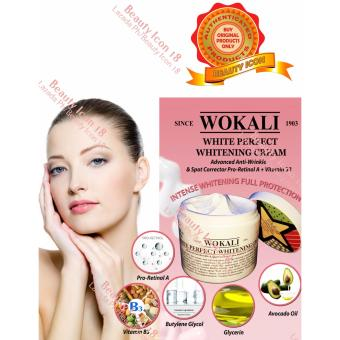 Wokali Perfect Whitening Cream 115g Price Philippines