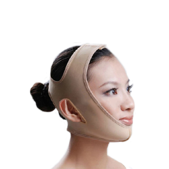 Wrinkle V Face Chin Cheek Lift Up Slim Slimming Mask Belt Ultra-thin Strap Band