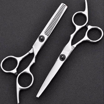 XZY-Hair Cutting Scissor Thinning - intl 2 pcs