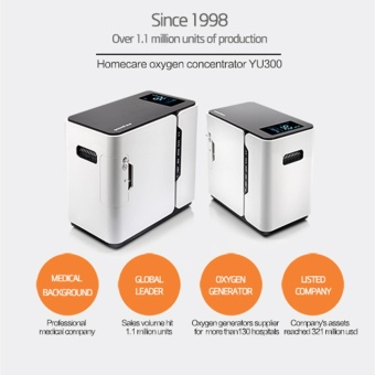 Yuwell YU300 1L Portable Homecare Oxygen Concentrator - intl - 3