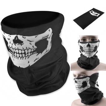 10 PCS Skull Face Mask Call of Duty Ghost Balaclava Skateboard Outdoor Bike