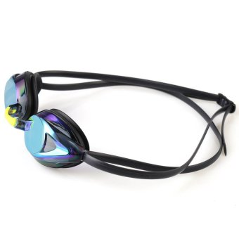 17 * 3.5 * 3.5cm swimming diving glasses (Blue) - Intl - picture 2