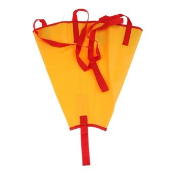 18' PVC Sea Anchor Drogue Drifting Brake Up to 12-14 Ft for PowerBoats Sail Boats Inflatables Jet Skis PWC Kayaks - intl - 2