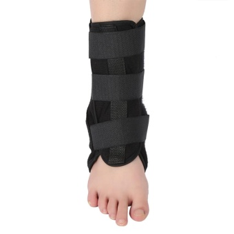1PC Ankle Support Strap Foot Sports Sprain Injury Pain Protector Brace(L) - intl