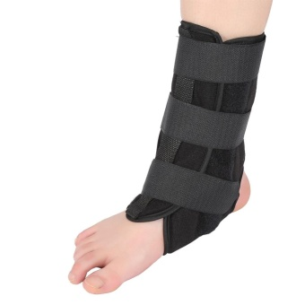 1PC Ankle Support Strap Foot Sports Sprain Injury Pain Protector Brace(L) - intl - 2
