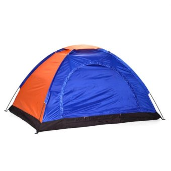 2-Person Dome Camping Tent (Colors may Vary) Price Philippines