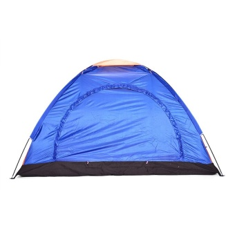 2-Person Dome Camping Tent (Multicolor) Price Philippines