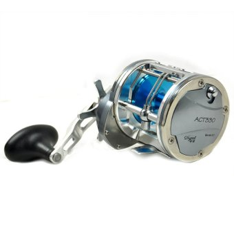 2015 Boat Fishing Reel Aluminum Trolling Reel Super Breaking Force6.2:1 Fishing Reel Manufacturer Salt Water Fishing Reel - INTL Price Philippines