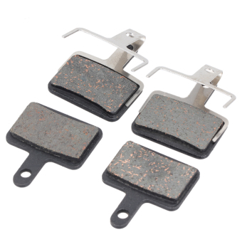 2Pairs Mountain Bicycle Cycling Disc Brake Pads For Shimano M375M445 M446