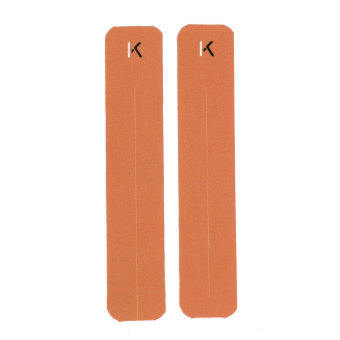 """2x10"""" Kinesiology Elastic Pre-Cut Strips Sports Tape Wrist Shoulder Pain Relief Apricot"""