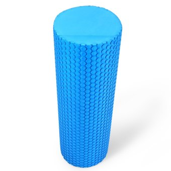 3.93 inches EVA Yoga Pilates Fitness Exercise Massage Gym Foam Roller Blue (Intl) - picture 4