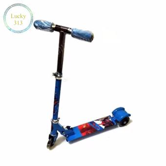 3 WHEEL SCOOTER For Kids (Blue)