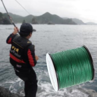300M PE 4 Braided Fishing Line 25LB - 3