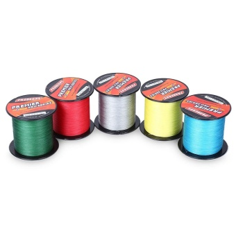 30LB 300M PE Fishing Line Strong 4 Strands Braided Wire - intl - 5