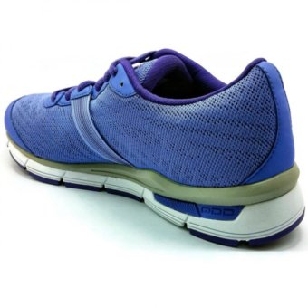 361 Degrees Chromoso Running Shoes Violet/Silver/White - picture 2