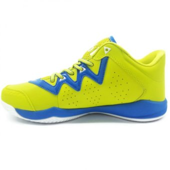 361 Degrees MB All-Star Basketball Shoes (Green/Blue)