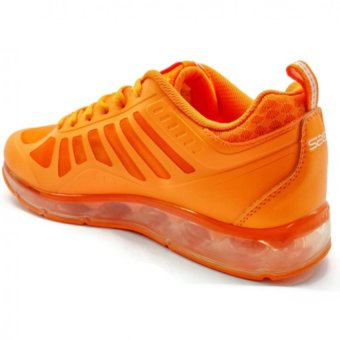 361 Degrees SAC-Air Running Shoes (Orange/White) - picture 2