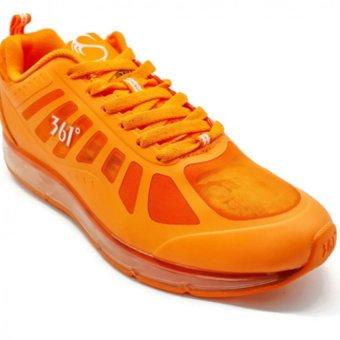361 Degrees SAC-Air Running Shoes (Orange/White)