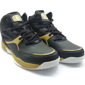 361 Degrees Special Edition Kevin Love Basketball Shoes (Gold)