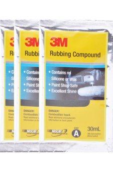 3M Rubbing Compound Bundle of 3