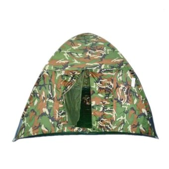4-Person Dome Camping Tent Camouflage Price Philippines