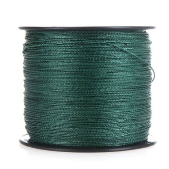 500M 200LB 1mm Strong Braided 4 Strands PE Fishing Line Jasper